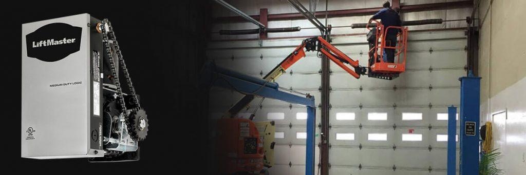 Commercial Garage Door Repair Troy